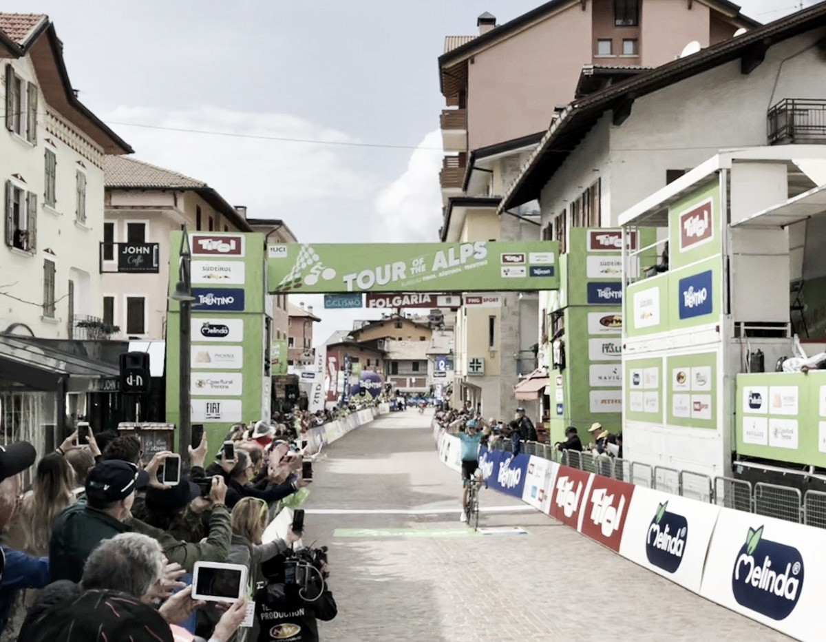 Tour of The Alps, la prima tappa è di Pello Bilbao