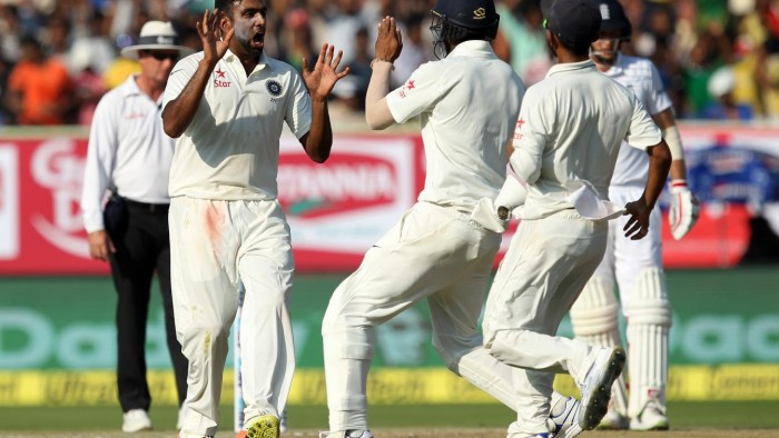 India vs England - Second Test, Day Two: Indian bowlers leave visitors with a mountain to climb