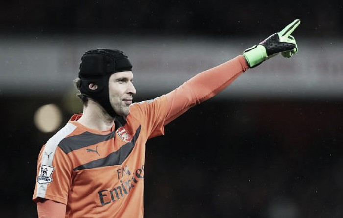 Injury update: Čech out for three or four weeks, says Wenger