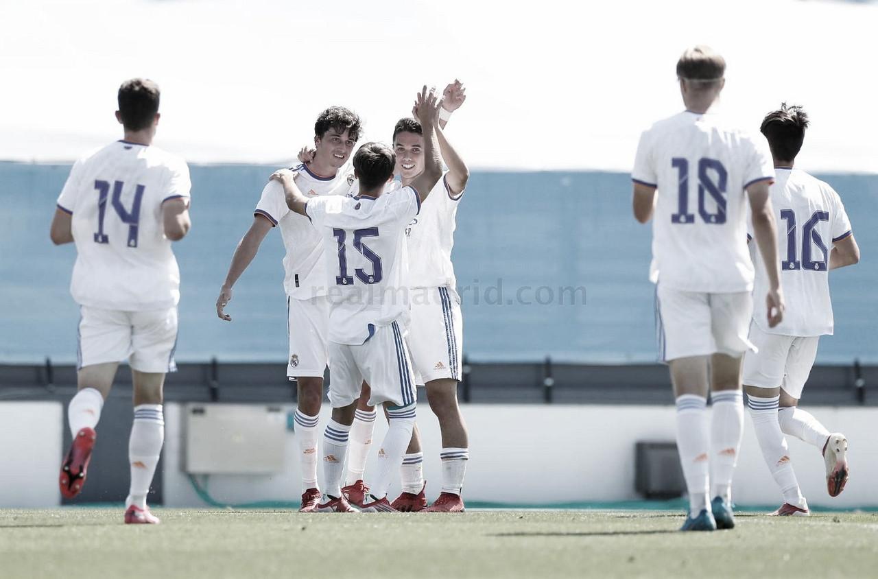 Mucho margen de mejora en la pretemporada del Real Madrid Castilla