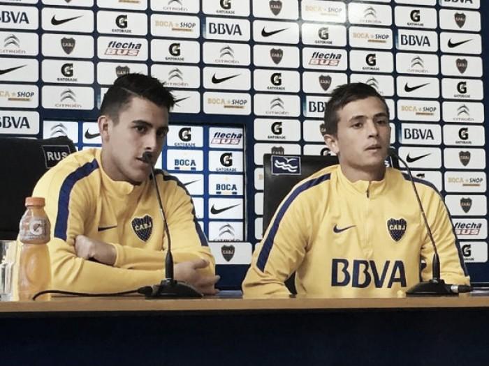 """Andrés Cubas: """"De a poco vamos aprendiendo lo que quiere Guillermo: presión alta, estar ordenados, salir rápido"""""""