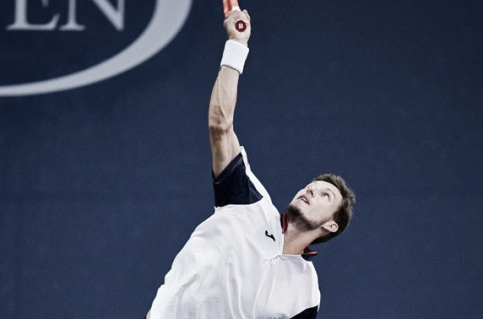 US Open: Pablo Carreno Busta into his first fourth round