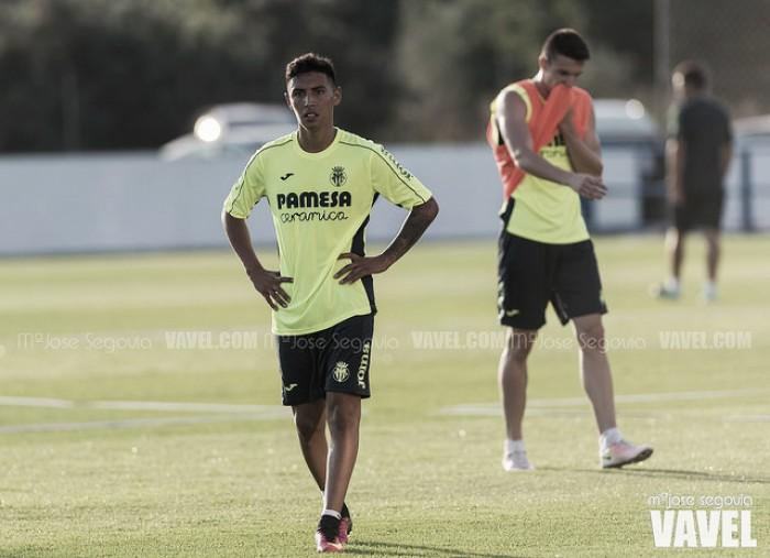 Leo Suárez como refuerzo para el primer equipo