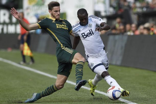 Score Vancouver Whitecaps - Portland Timbers 2015 MLS Cup Playoffs (0-2)