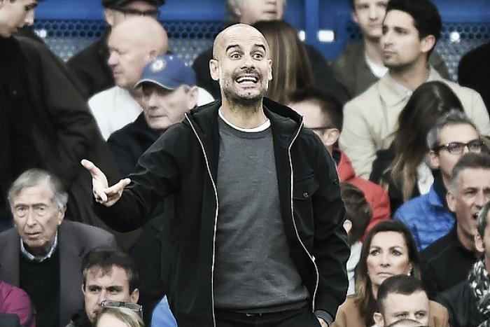 Satisfeito, Guardiola exalta atuação tática do City em vitória contra Chelsea