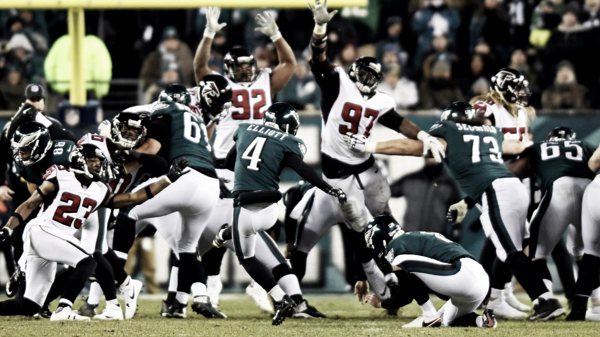 2018 NFL Week 1 Preview: the Philadelphia Eagles start their title defense against the Atlanta Falcons