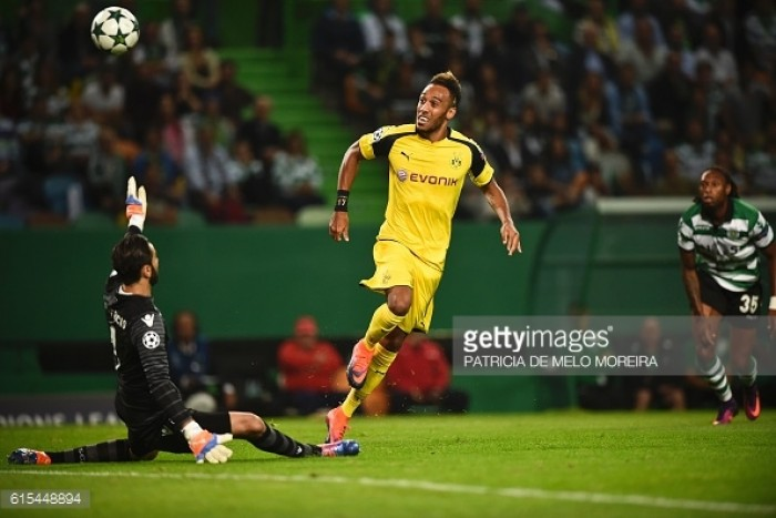 Sporting CP 1-2 Borussia Dortmund: Injury stricken Dortmund withstand late pressure in Lisbon