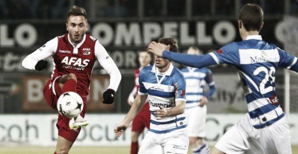 Previa de la jornada 20 de la Eredivisie