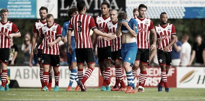 Southampton 4-0 PEC Zwolle: Saints continue their fine pre-season form