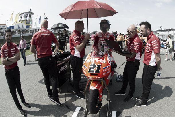 "Francesco Bagnaia: ""El circuito de Indianápolis me gusta mucho"""
