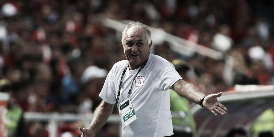 América de Cali dividió honores con Atlético Bucaramanga en el Alfonso López