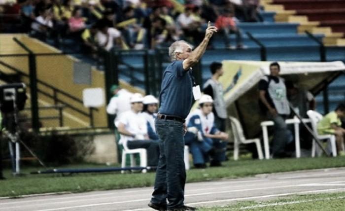 Fernando 'Pecoso' Castro: 'El equipo no me ofreció el nivel del partido anterior'
