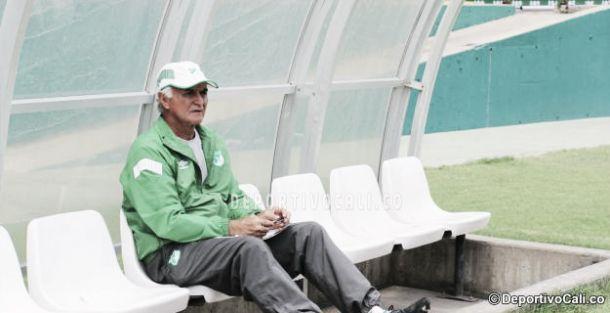 """´Pecoso´Castro:""""El Deportivo Cali aún no arranca en la Liga"""""""