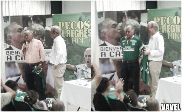 """""""Siempre he tenido puesta la camiseta del Deportivo Cali"""": 'Pecoso' Castro"""