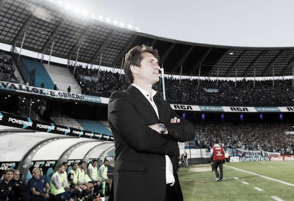 """Guillermo Barros Schelotto: """"Quiero destacar los huevos que tuvieron los jugadores"""""""