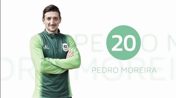Pedro Moreira rescinde com o FC Porto e assina com o Rio Ave