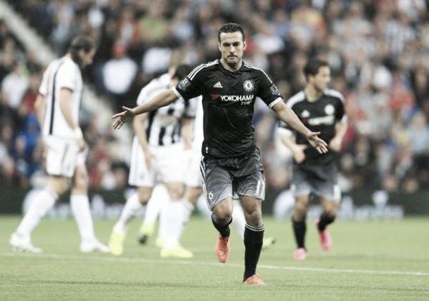 Pedro si prende il Chelsea, vittoria sofferta 3-2 sul campo del West Bromwich