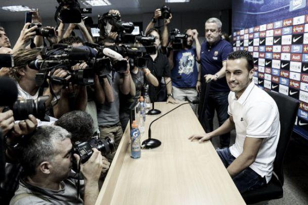 """Pedro saluta il Barcellona: """"La mia vita resta qui"""""""