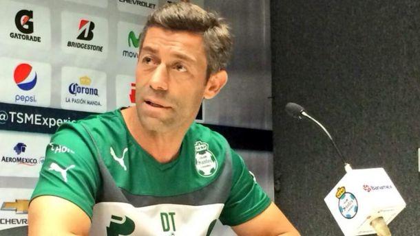 Para Pedro Caixinha, la Copa MX no salva el irregular torneo de los laguneros