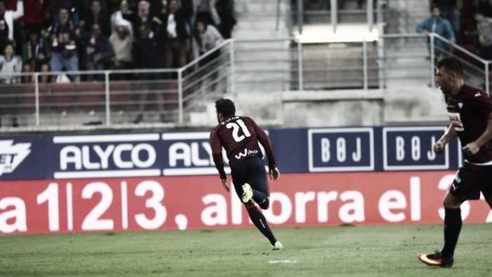 Eibar - Sevilla: puntuaciones del Eibar, jornada 4 de La Liga
