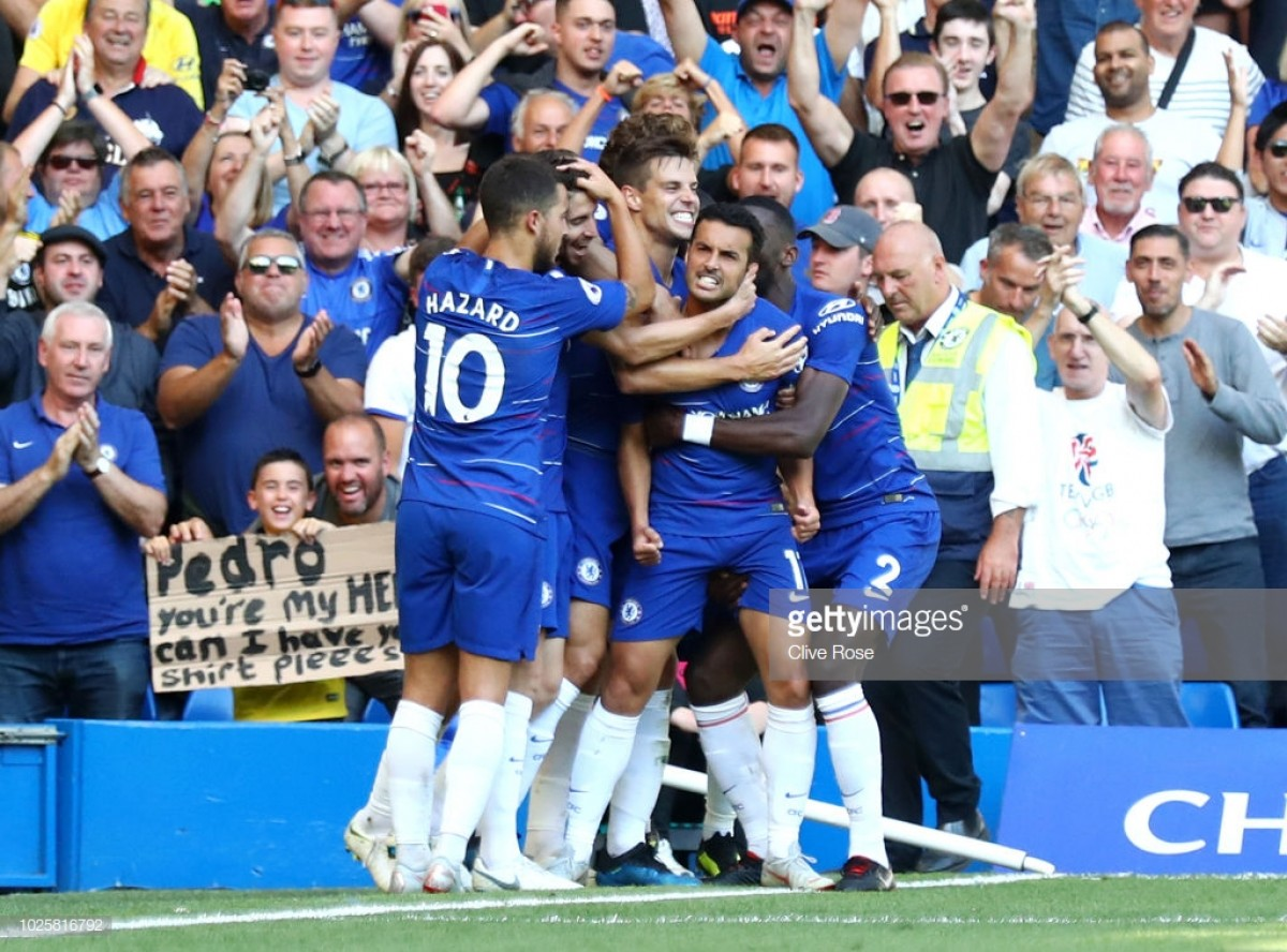 Maurizio Sarri reveals why Ruben Loftus-Cheek is struggling for playing time