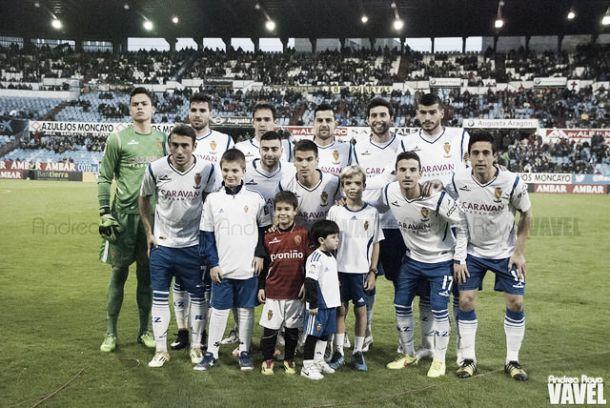 Real Zaragoza - Girona: puntuaciones del Real Zaragoza, jornada 17