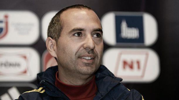 """Pedro López: """"Este equipo juega con el corazón y con la calidad"""""""