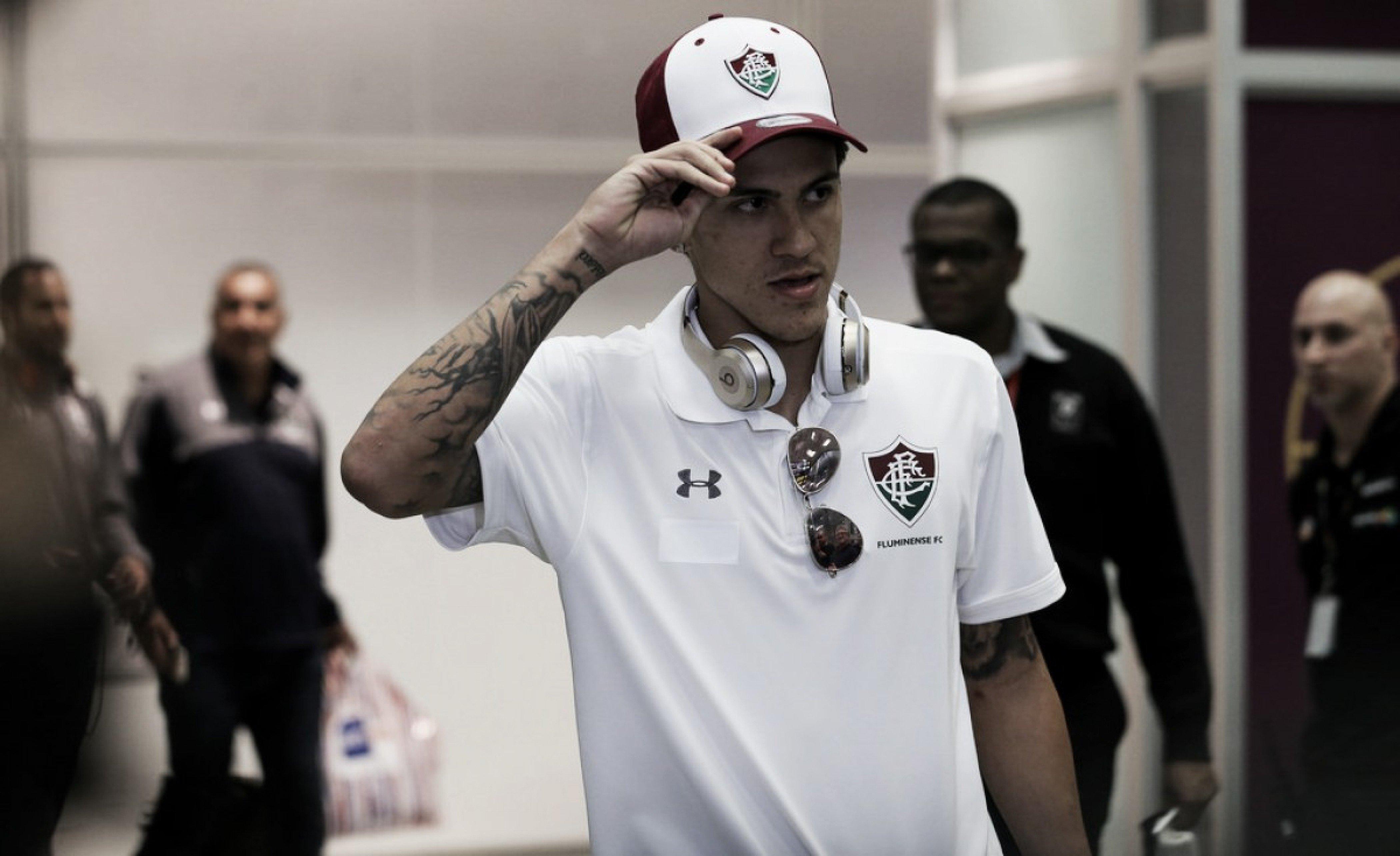 Pedro passará por cirurgia e só voltará a jogar pelo Fluminense em 2019