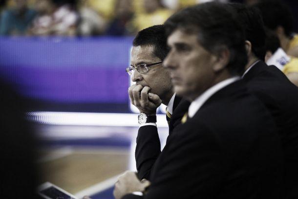 """Pedro Martínez: """"Ellos han jugado un muy buen baloncesto"""""""