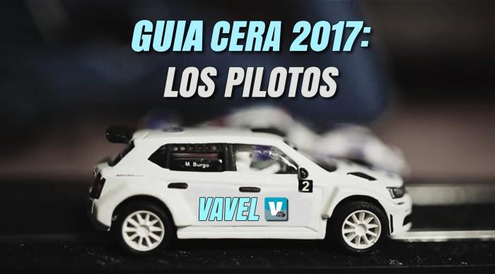 Guía VAVEL CERA 2017: Los Pilotos