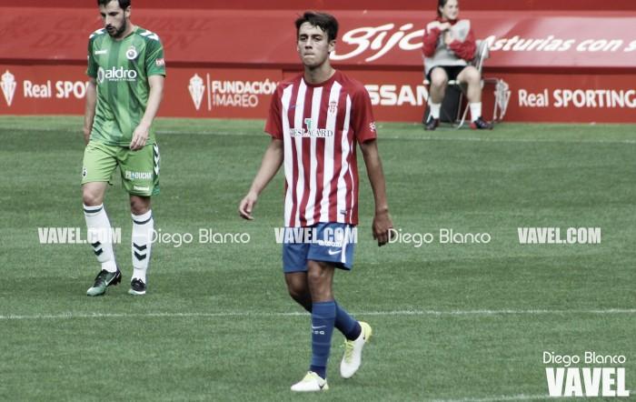 Anuario VAVEL Sporting de Gijón 2017: Pedro Díaz, en espera de su oportunidad