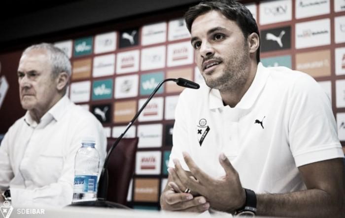 """Pedro León: """"Lo importante es que estamos consiguiendo puntos, y para nosotros un punto es un mundo"""""""