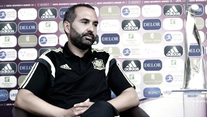 """Pedro López: """"El objetivo es clasificarnos para el Mundial"""""""