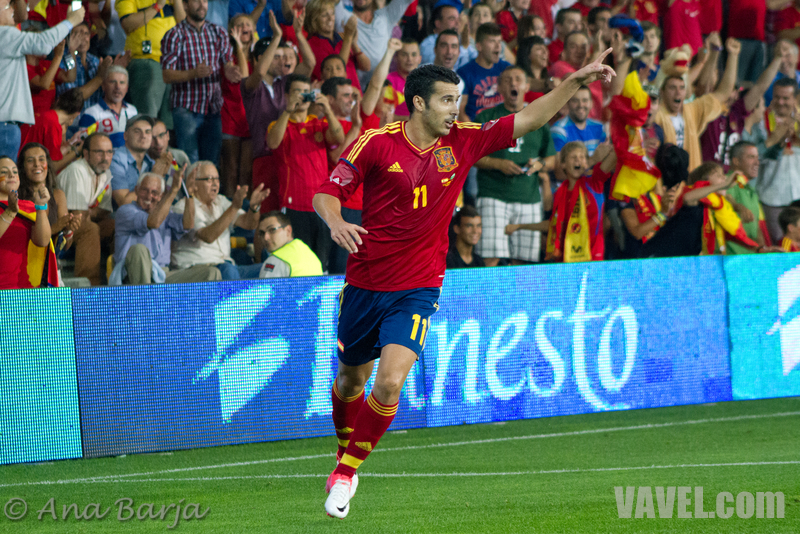 """Pedro: """"Cada partido con la Selección es un reto nuevo donde no podemos fallar"""""""
