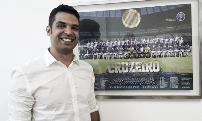 Pedro Moreira é escolhido como novo supervisor de futebol do Cruzeiro