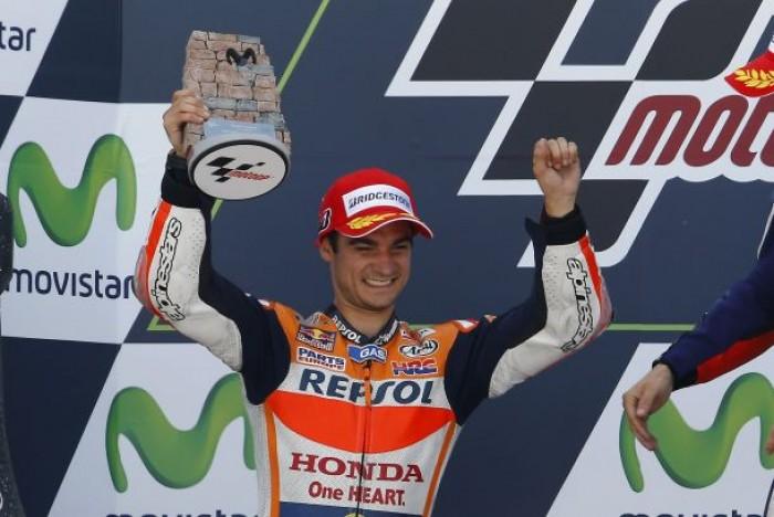 MotoGP, GP San Marino: uno splendido Pedrosa infrange il sogno di Rossi