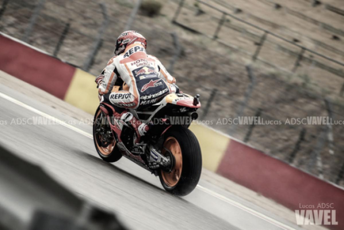 MotoGP - Gran Premio di Spagna: la pole è di Crutchlow, secondo Pedrosa