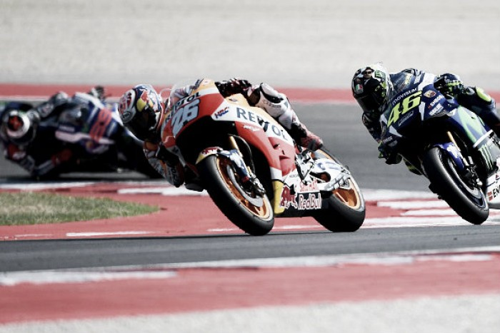 Pedrosa storms the field to win San Marino GP