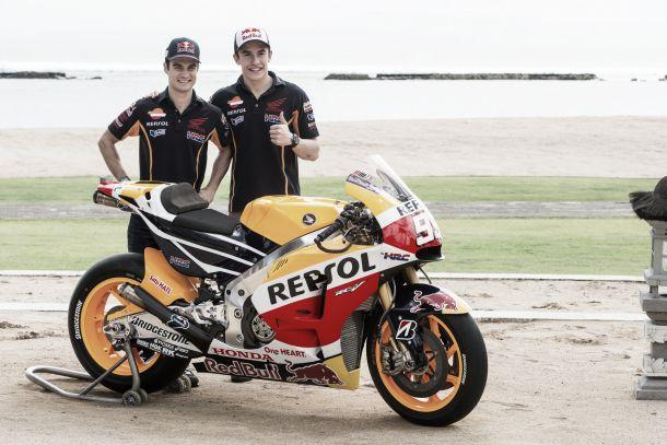 MotoGP, a Bali la presentazione del Repsol Honda Team