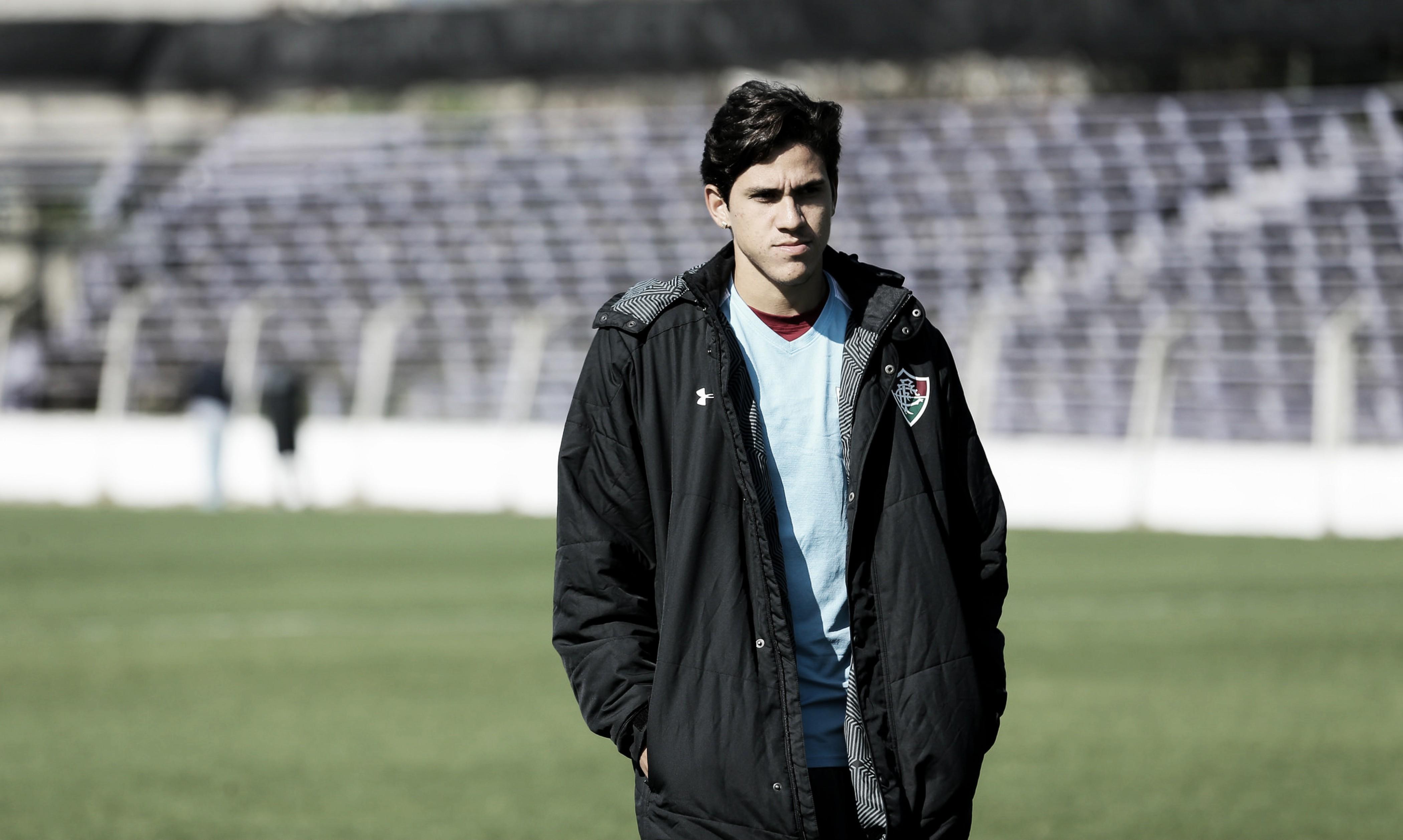 Fluminense escolhe médico e Pedro passará por cirurgia no joelho direito nesta sexta-feira