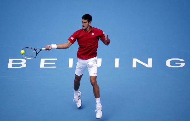ATP Pechino, Djokovic supera Pospisil