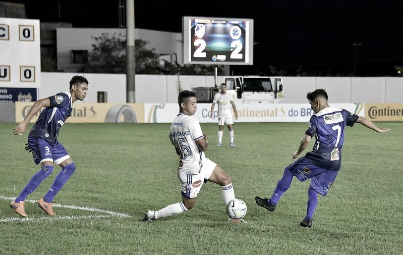 Cruzeiro visita no São Raimundo na estreia da Copa do Brasil