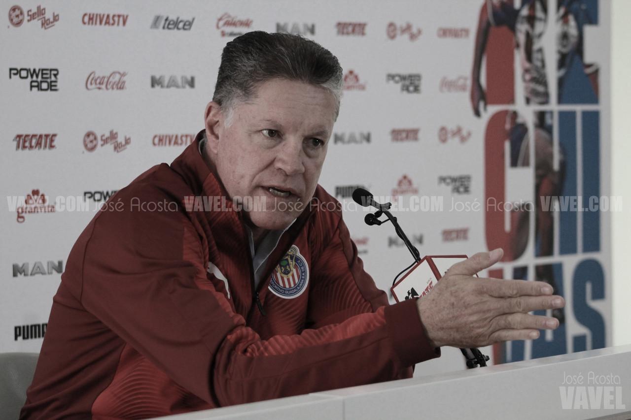 Ricardo Peláez corta rumores acerca de salidas de jugadores