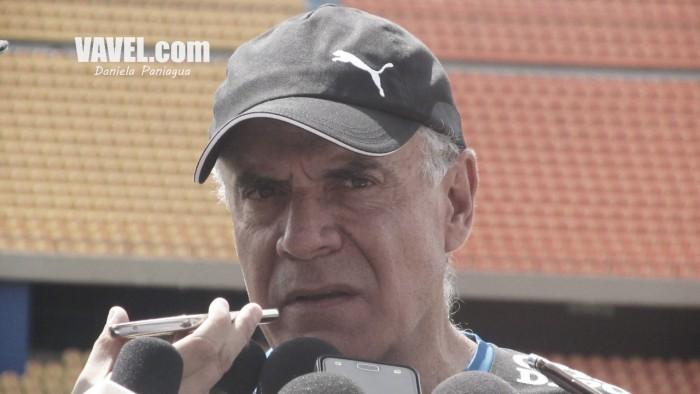 "Juan José Peláez: ""El control de pelota tiene que ser una fortaleza en el DIM"""
