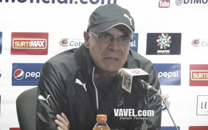 """Juan José Peláez: """"Santa Fe está picado"""""""