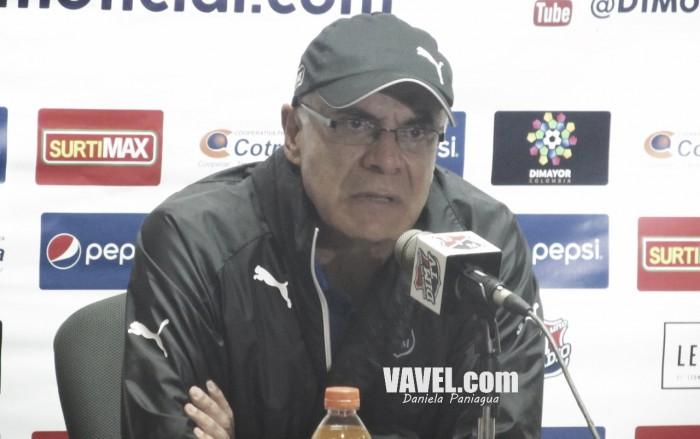 """Juan José Peláez: """"Mi equipo fue muy ordenado tácticamente"""""""