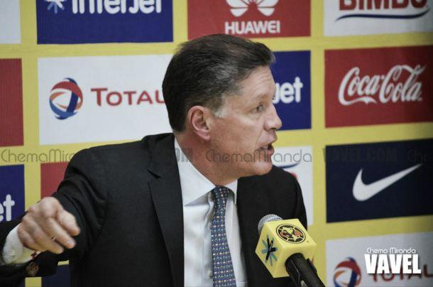 Ricardo Peláez, agradecido con Gustavo Matosas