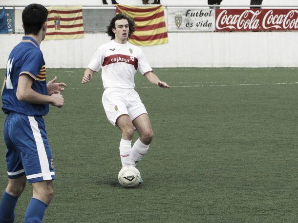 Meré, Pelayo y Azpiri representan al Sporting B en el Fútbol Draft
