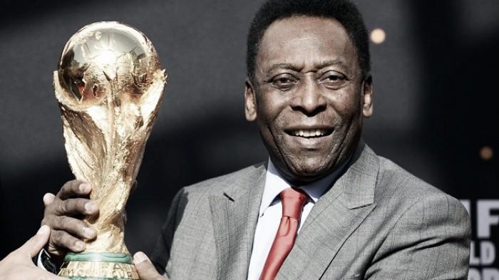 Pele wishes Rashford luck ahead of Euro 2016