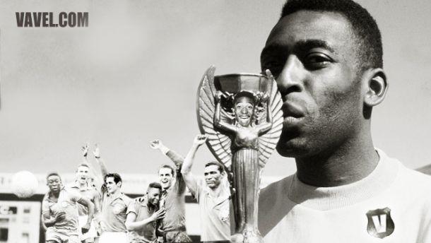 Sonetos del fútbol: Pelé